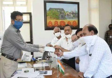 Pune : पुणे सराफ असोसिएशनकडून 21 लाख रुपयांची मुख्यमंत्री सहायता निधीस मदत